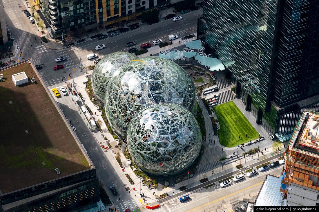 Сиэтл — туманный альбион Северной Америки